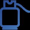 gas-cylinder-outline